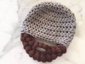 66+ New Ideas Hat Crochet Beard Boys #crochetedbeards 66+ New Ideas Hat Crochet Beard Boys #hat #uncinettoperbambina