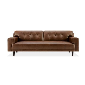 My Design Inspiration Byrd Sofa Bronco Onyx On Fab Casitas Muebles Sofá