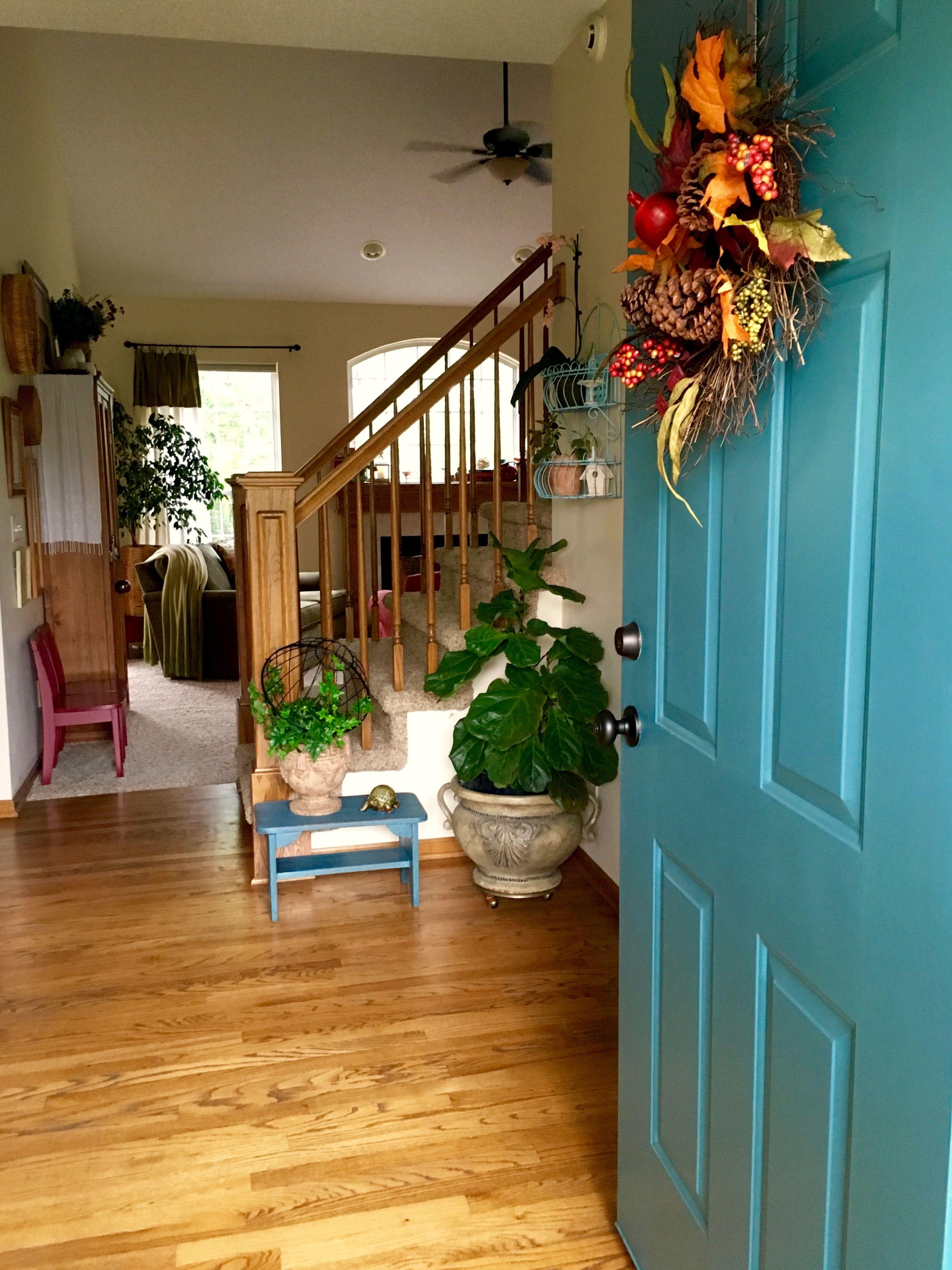 Fall door Paint is Valspar Medallion Concerto. & Fall door: Paint is Valspar Medallion Concerto. | Colors for ... pezcame.com