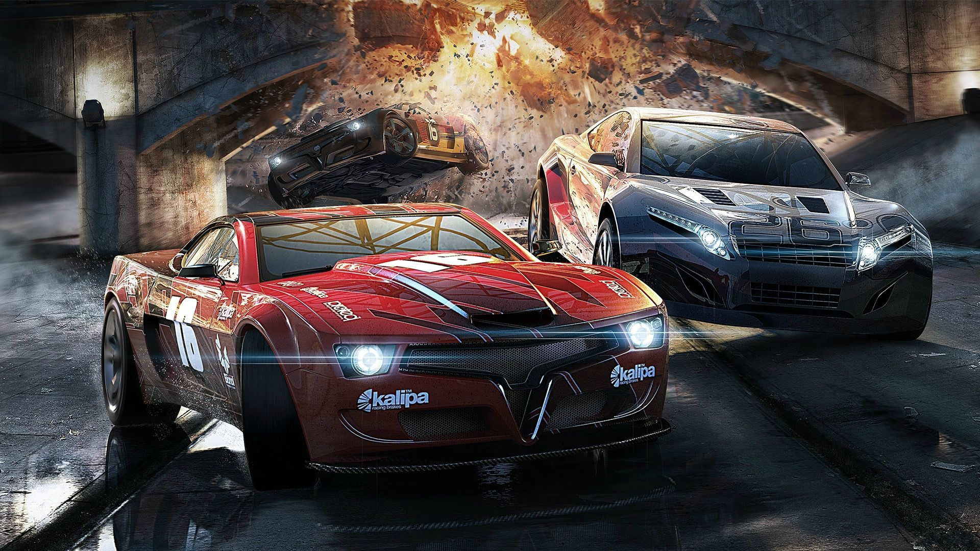street racing cars pictures and wallpaper for desktop