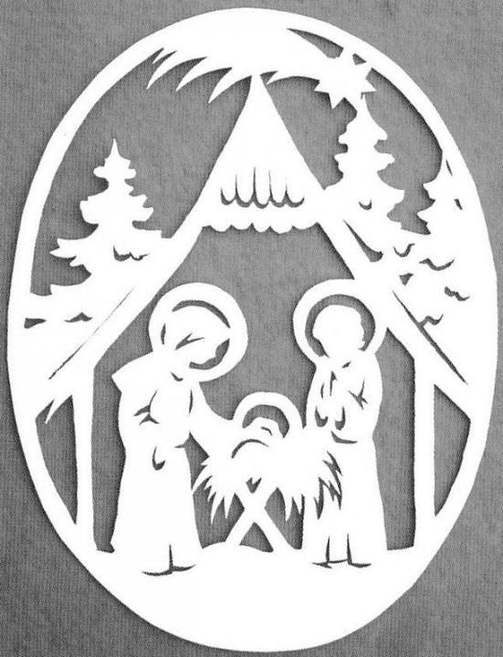 Vianočné vystrihovačky ✄ - Album používateľky mery333