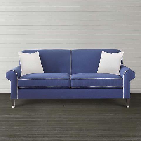 Sofa for Playroom #bassettfurniture