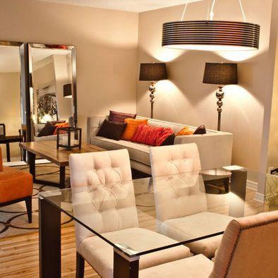 living room dining space combo idea Inspiring Ideas Pinterest