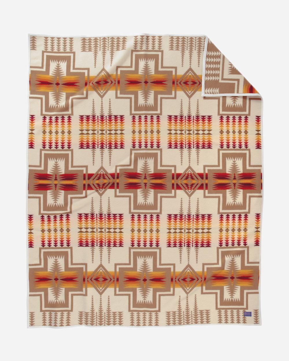 Harding Jacquard Blanket Pendleton Blanket Pendleton Woolen Mills Blanket