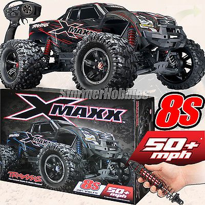 Details about Traxxas 77086-4 X-Maxx 8S 4WD Brushless
