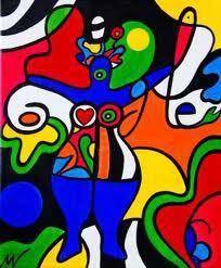 Niki De Saint Phalle | Niki De Saint Phalle, Peinture, Art