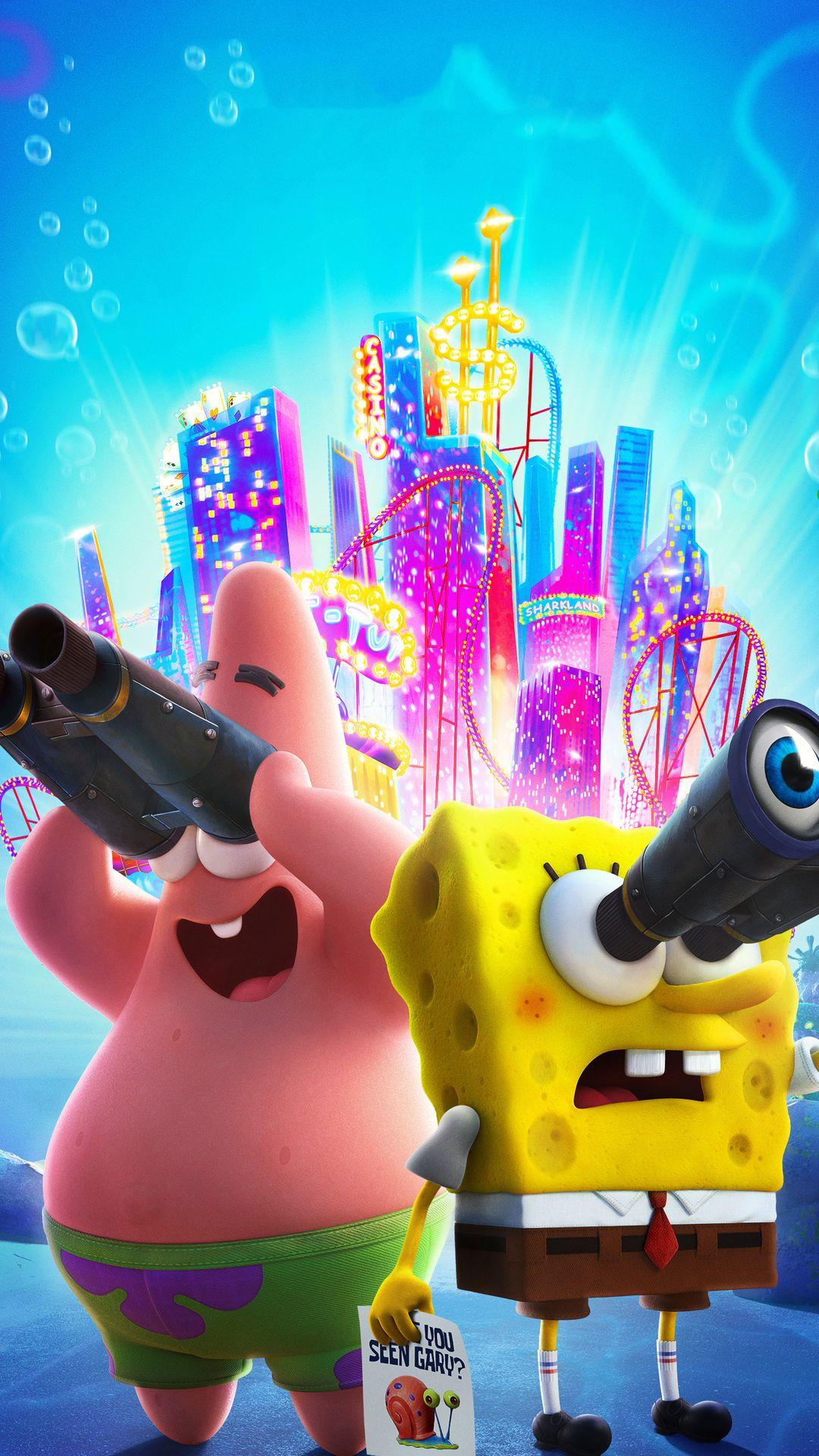 Spongebob Wallpaper Android in 2020 Spongebob wallpaper