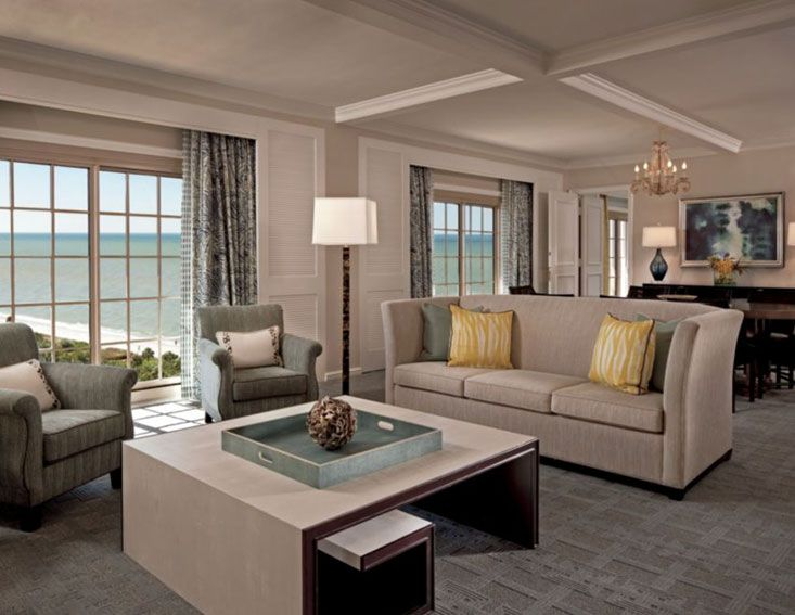 The Ritz Carlton Naples FL PRODUCTS Custom Tufted Carpet DESIGN FIRM Wimberly Interiors