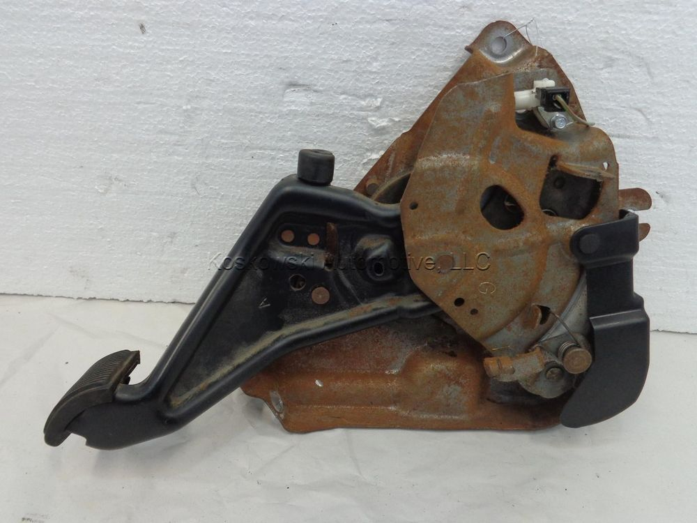 Ford F150 Emergency Parking Brake Pedal Assembly 00 97 98 99 01 02 03 Oem F150 Ford F150 Brake Pedal