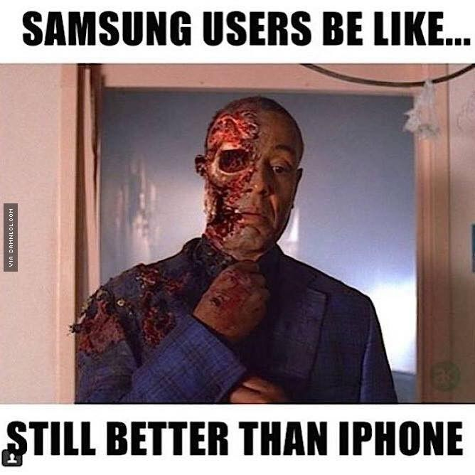 Samsung Users Be Like , The Best Funny Pictures