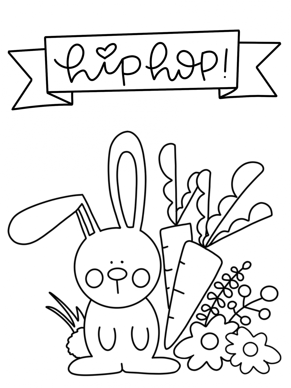 Free Easter Coloring Page Printable The Sweeter Side Of Mommyhood Easter Coloring Pages Printable Easter Colouring Free Easter Coloring Pages [ 1333 x 1000 Pixel ]