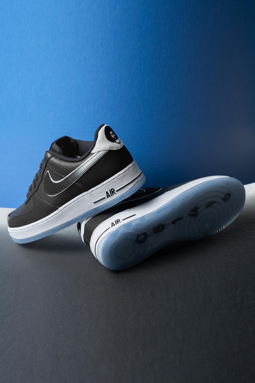 Nike Air Force 1 AF1 '07 Mid LV8 WheatBlack White 804609 107