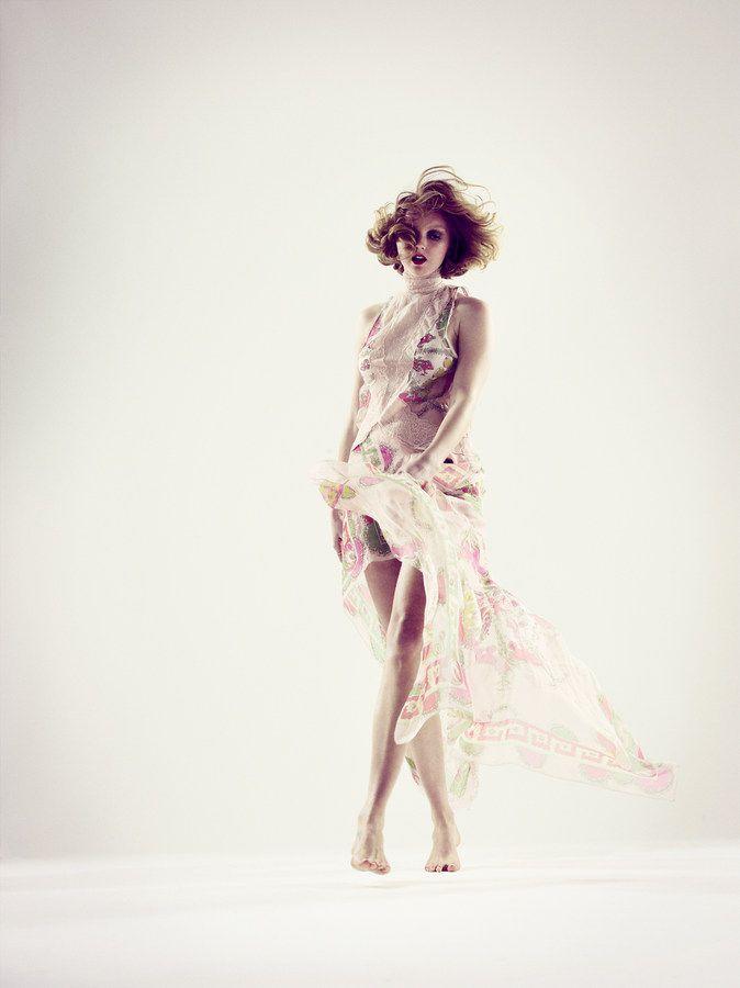 Lily Cole | Simon Emmett #photography