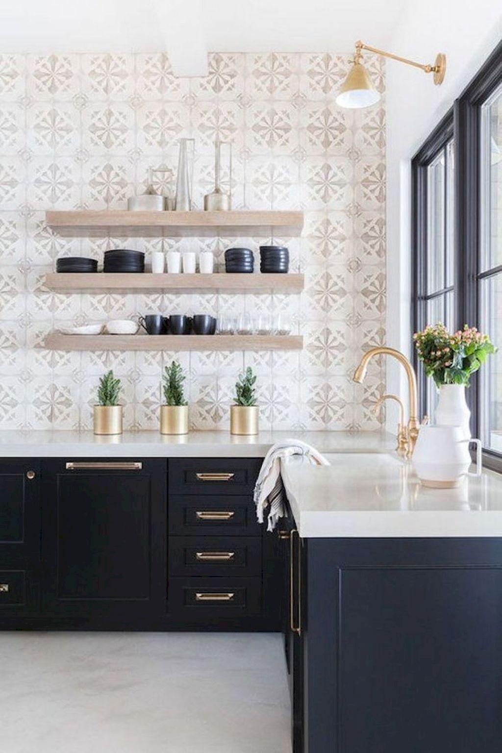 Kitchen Backsplash Ideas In 2019 In 2019 Modern Farmhouse