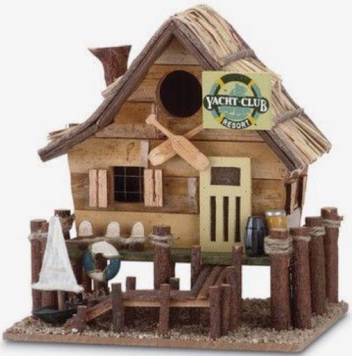 Epingle Par Daniel Sur Bird House Wood Petite Maison Bois