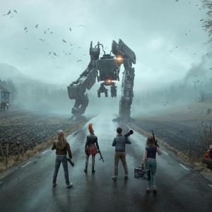 E3 2018 Announcing Open World Action Game Generation Zero