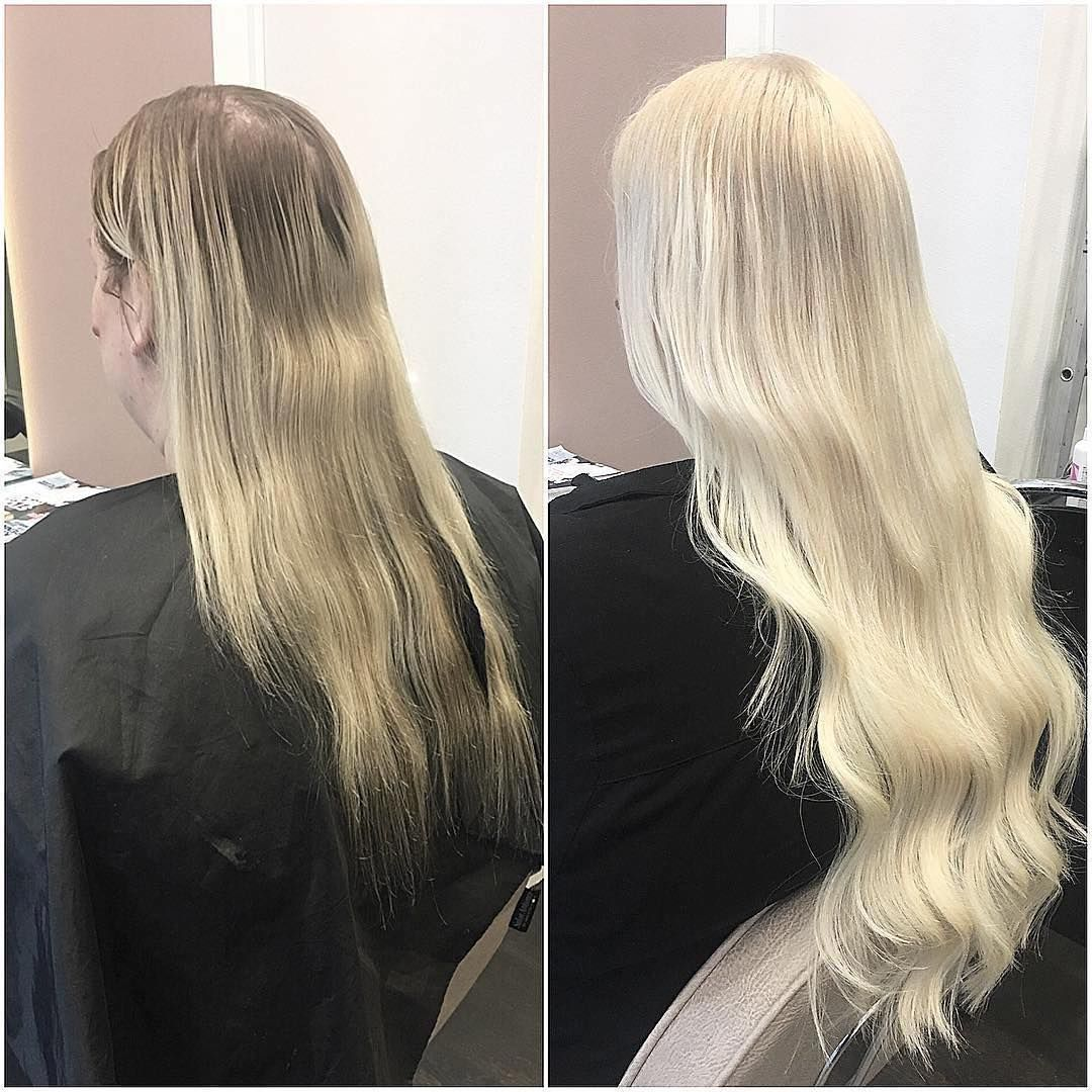Rapunzel hair extensions sweden