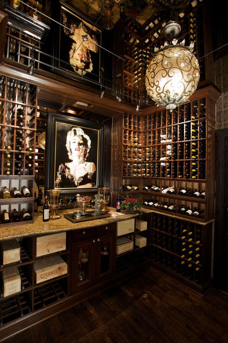 Vineyard Wine Cellars, Texas {wine Glass Writer} · Cellar DesignHome ...