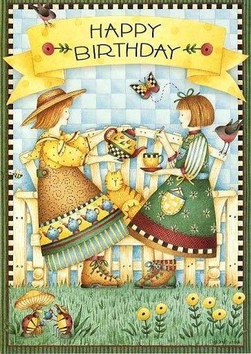 ┌iiiii┐ Happy Birthday Debbie Mumm