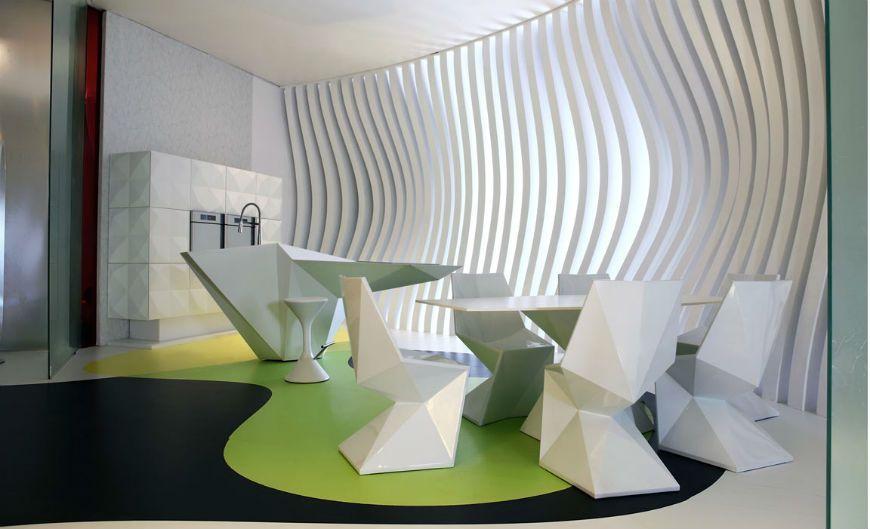 Famous Interior Designers Karim Rashid Design Projects Karim