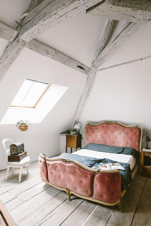 Via Carley Summers Velvet Bed Frame Home Decor Bedroom Bedroom