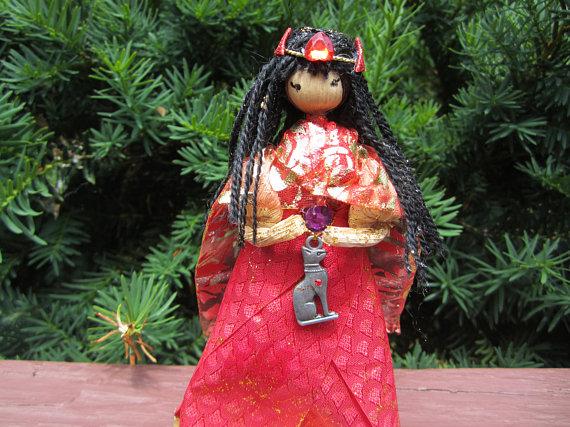 Bastet Goddess, Goddess of Cats, Bast Goddess, Protection Goddess