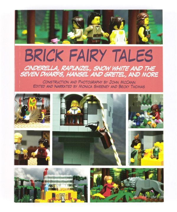 Look at this Brick Fairy Tales Hardcover on #zulily today!