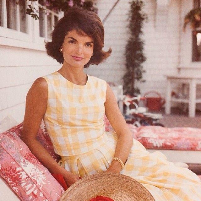 Jackie Kennedy Style, Jackie O Style