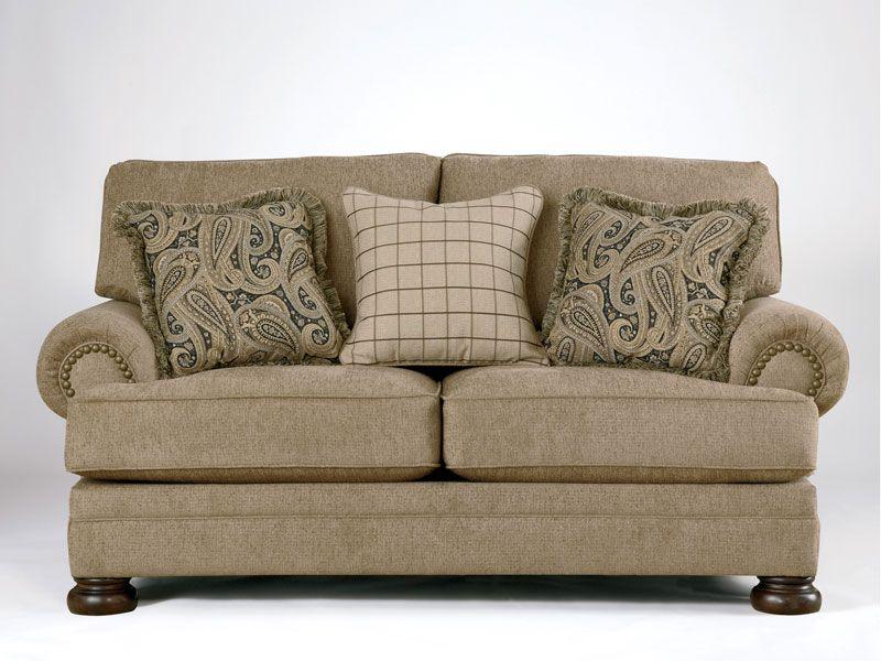 Keereel Sand Loveseat By Signature Design Ashley Get Your At Wayside Furniture Joplin Mo