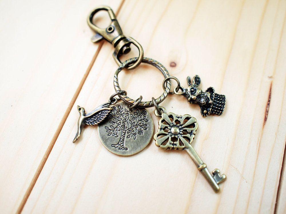 Charm Key Chain   Luulla