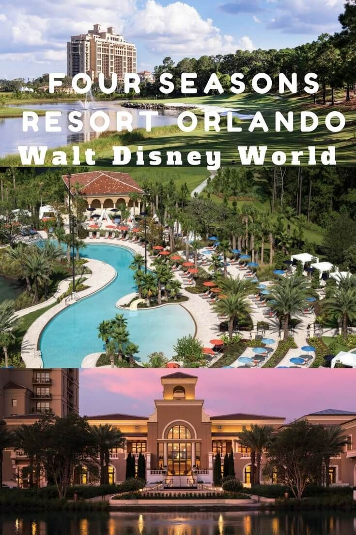 Ultimate Luxury at Four Seasons Orlando   Four seasons