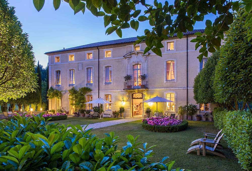 Prestige Bed And Breakfast Provence Chateau Talaud B B France