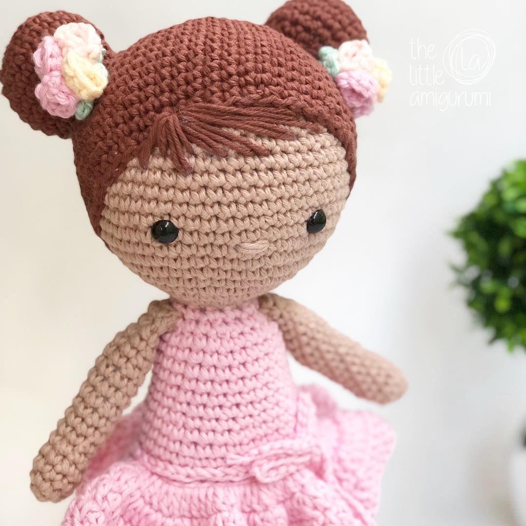 Boneca Chloe amigurumi no Elo7 | Gurumilândia (1143478) | 1080x1080