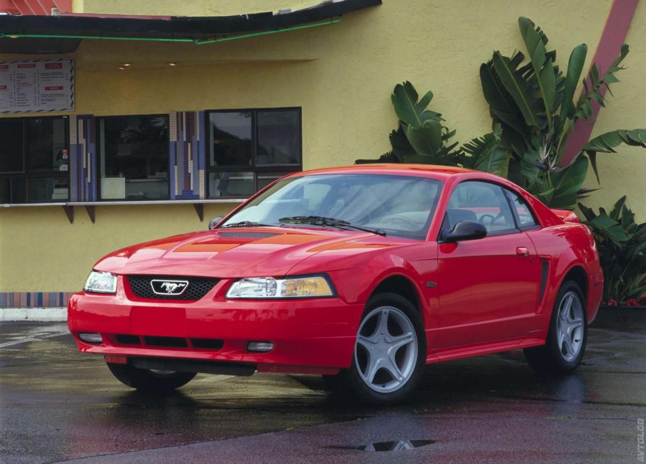 2000 Ford Mustang Gt 2000 Ford Mustang Ford Mustang Coupe Ford Mustang