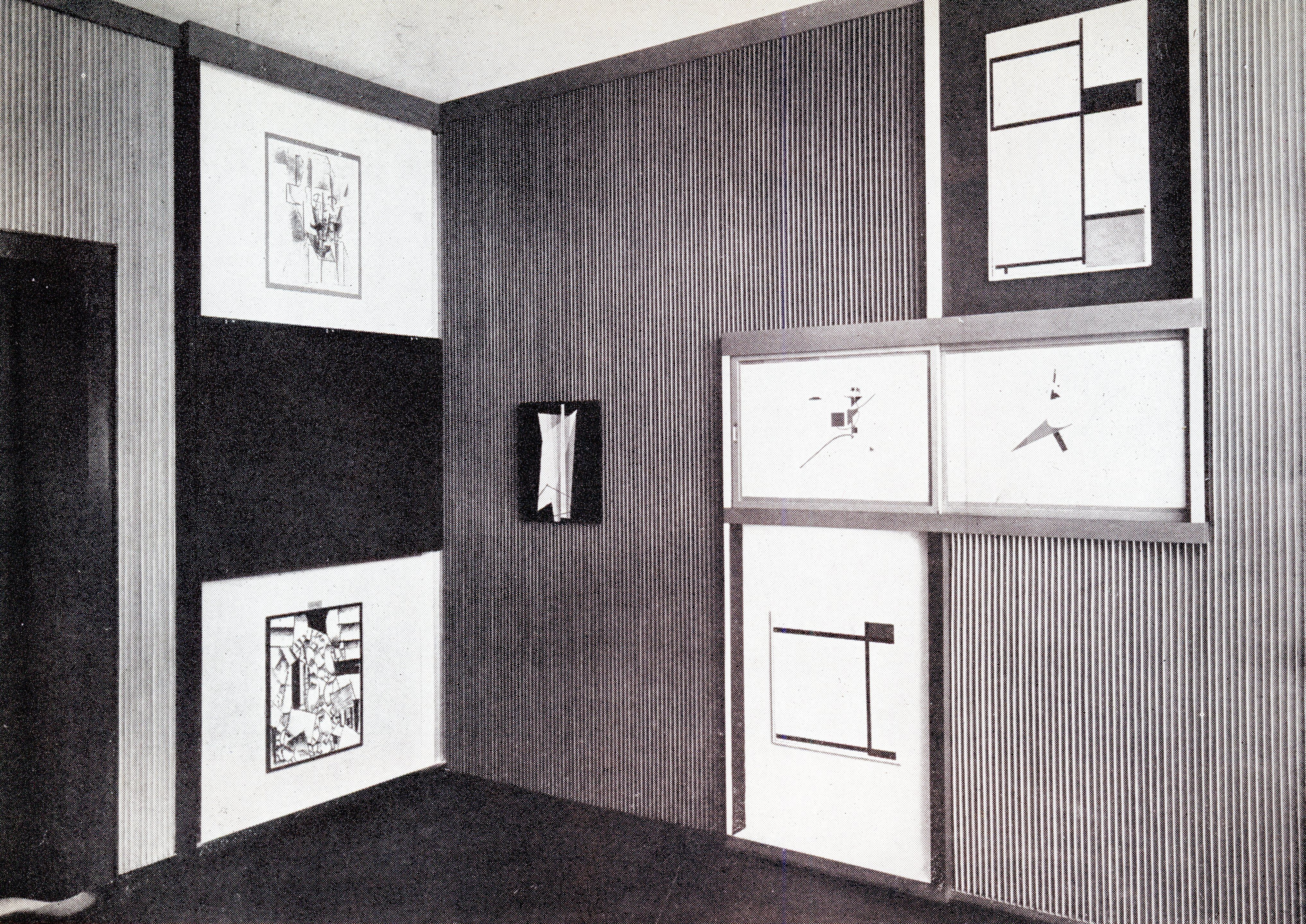 El Lissitzky Abstract Cabinet Google Search Constructivism  # Werkbund Muebles