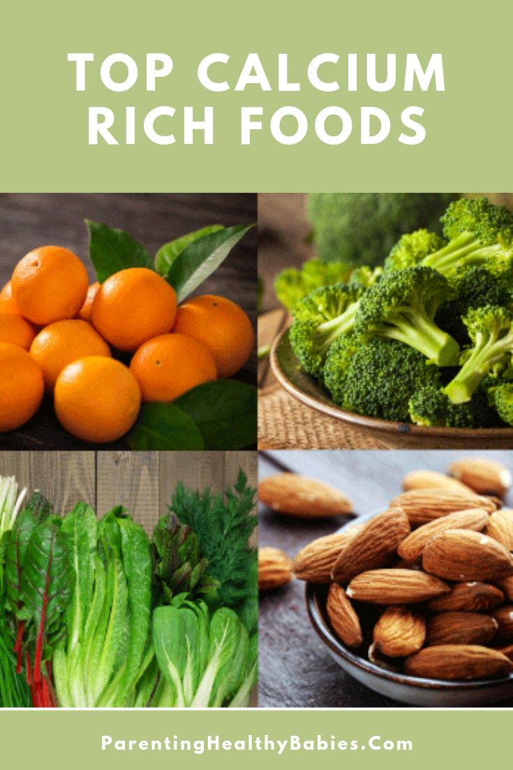 Top 21 Calcium Rich Foods Calcium rich foods, Food, Healthy