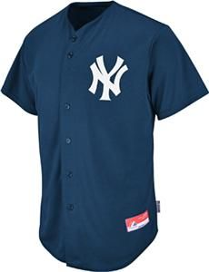 d8a28a6277ca2 New York Yankees Baseball Jersey