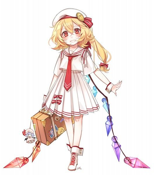 pin by george pearson on flandre scarlet the wonderful world of touhou ii