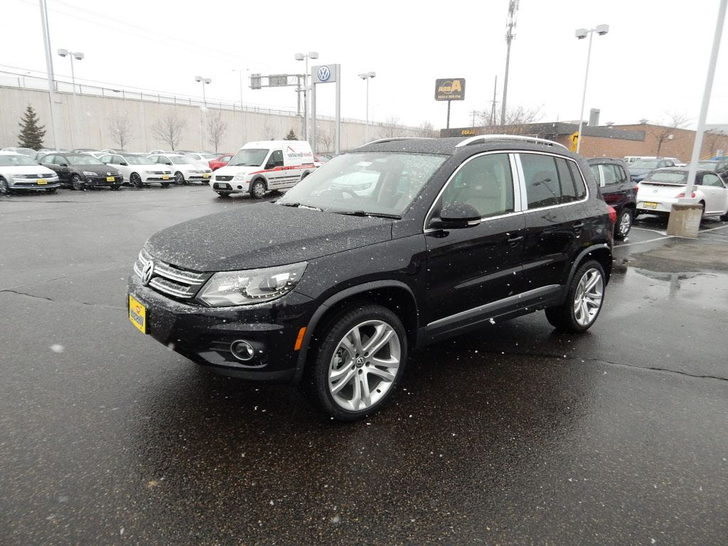 Vw Dealership Mn >> New 2016 Volkswagen Tiguan For Sale In Saint Louis Park Mn