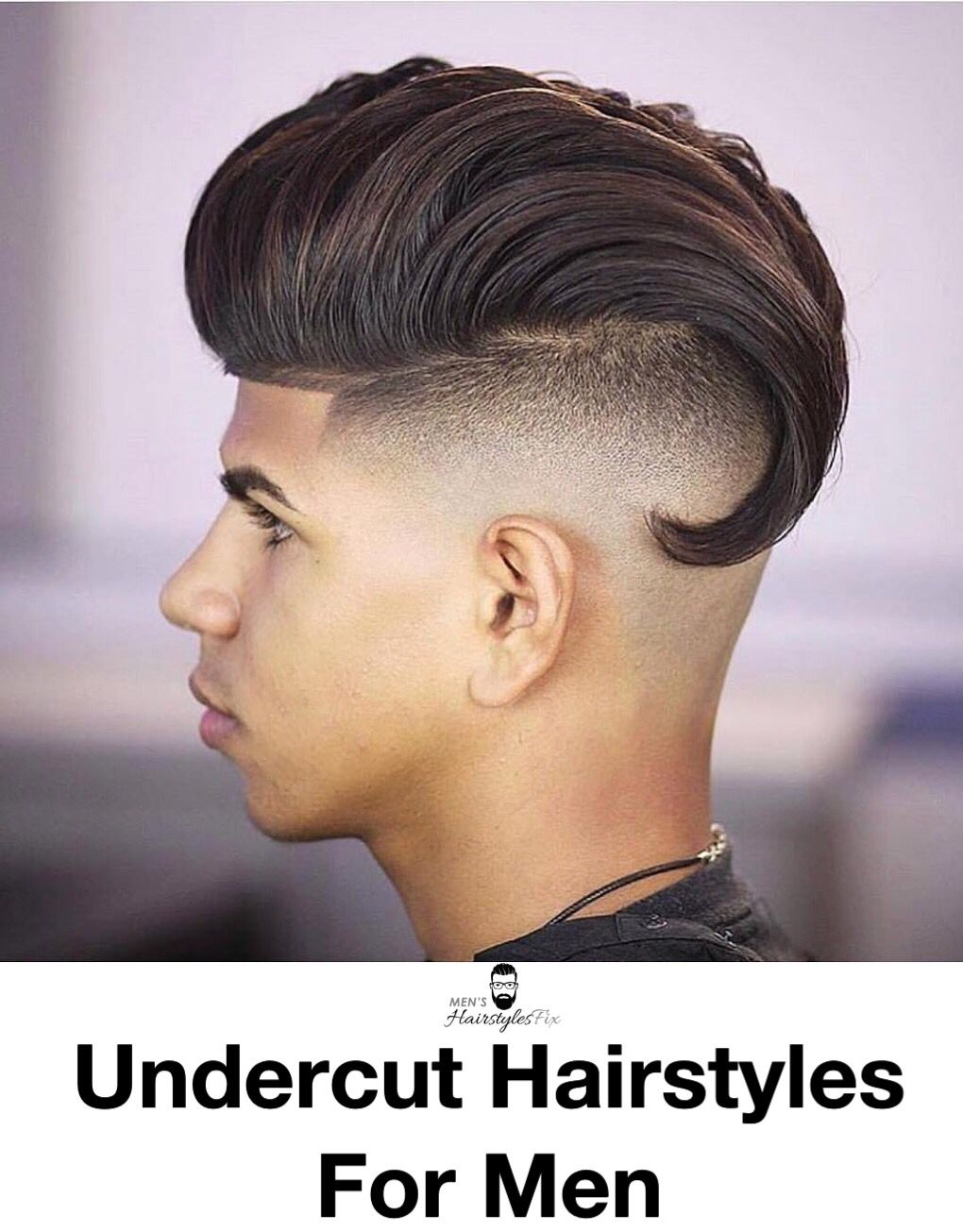 Mens comb over haircut  cool undercut hairstyles for men  mens undercut  pinterest