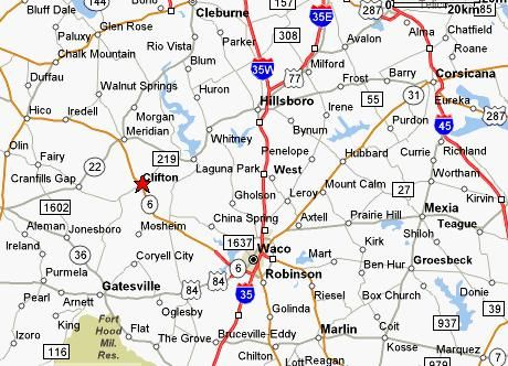 Image result for clifton texas