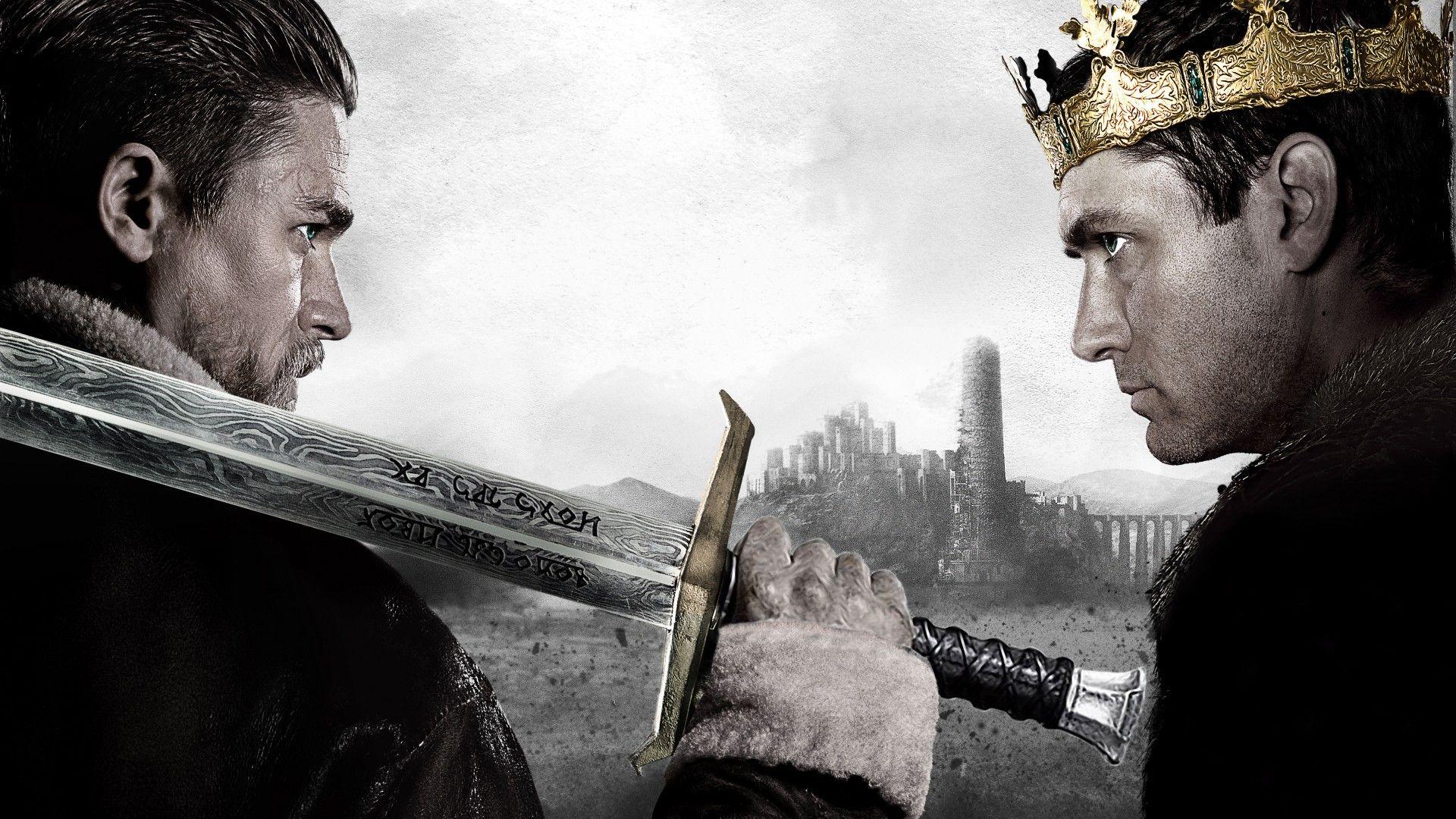 Wallpaper King Arthur:...