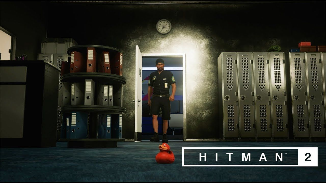 Hitman 2 How To Hitman Tools Of The Trade Trailer Tools
