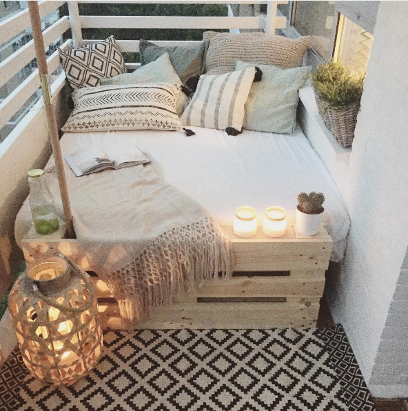 6 inexpensive decorating ideas to make your terrace your favorite place | NERDS