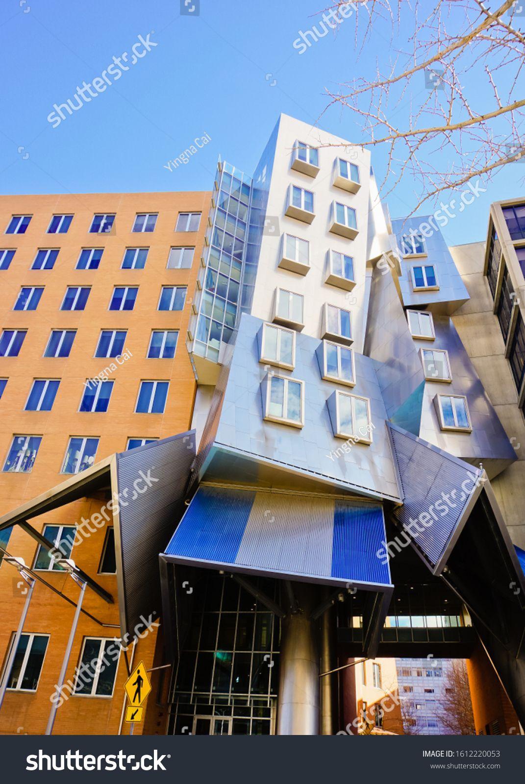 Cambridge Massachusetts U002funited States 3 U002f10 U002f2019 Tilted Buildings Of Ray And Maria Stat In 2020 Graphic Design Tutorials Diy Building Design Tutorials