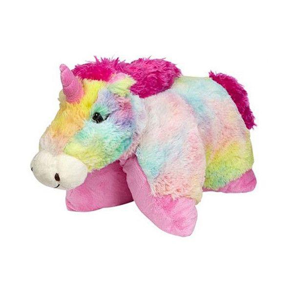 As Seen on TV Pillow Pet Rainbow Unicorn (19) liked on