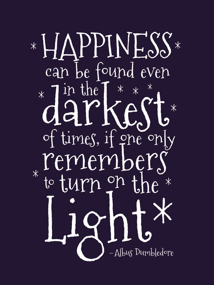 Harry Potter Happiness Can Be Found quote on metal heart wall hanging art gift