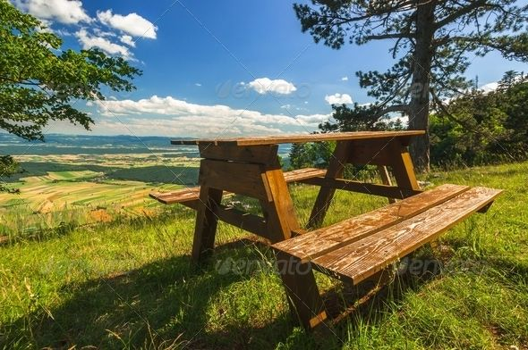 Cool Wooden Bench Without People Alps Area Austria Bench Unemploymentrelief Wooden Chair Designs For Living Room Unemploymentrelieforg