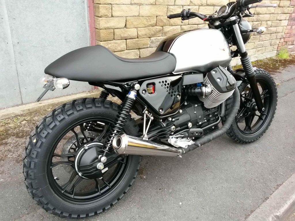 """Give your bike the street scrambler look with the K60 """"Scout"""" tyre. Has the 50/50 proven balance of performance on and off-road coupled with improved tread and compound resulting in better cornering stability. Fitting of these tyres will be subject to a labour charge."""
