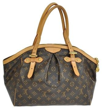 a4d84f91cd8e Louis Vuitton Tivoli Gm Monogram Vintage Shoulder Bag. Get one of the  hottest styles of the season! The Louis Vuitton Tivoli Gm Monogram Vintage  Shoulder ...